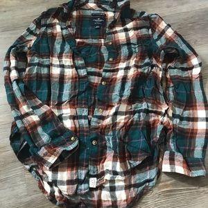 🌼 4/$20 🌼 AE Plaid Shirt